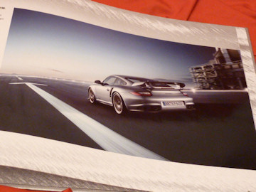 2011 porsche 911 gt2 rs gt2rs limited prospekt brochure 01 2010 ebay. Black Bedroom Furniture Sets. Home Design Ideas